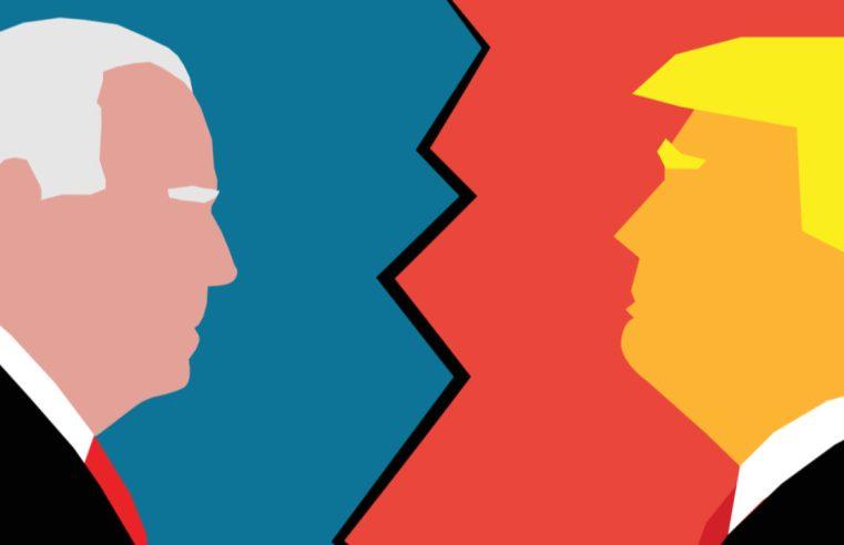 La psicologia del linguaggio individua tanti opposti perfetti. Tra questi, anche Trump e Biden