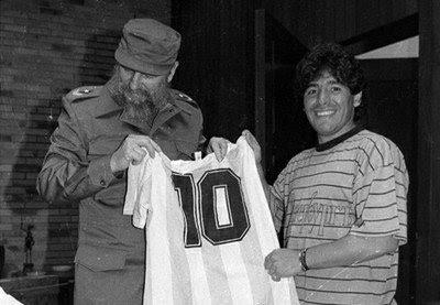 """Calcio e Politica: quando la """"mano de Dios"""" contribuì alla rivalsa dell'Argentina"""