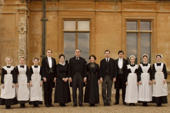Downton Abbey: Serie televisiva storica