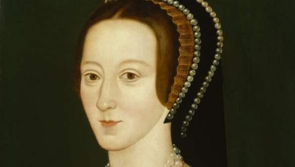 Anna Bolena raffigurata in un ritratto dell'epoca (Wikipedia)