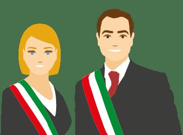 Essere sindaco in Italia non è facile e il suo ruolo appare confuso e marginale