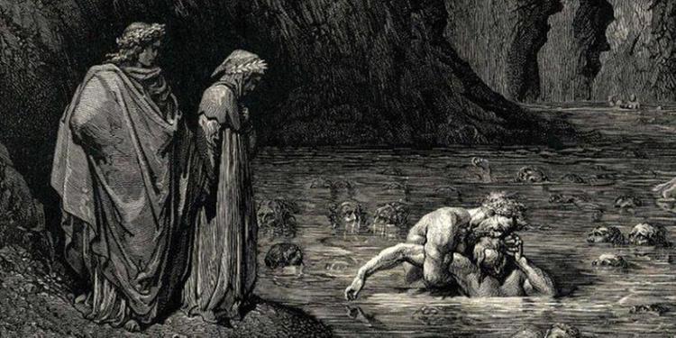 Facciamo luce sull'oscura vicenda del conte Ugolino: si lascino cadere le accuse di cannibalismo