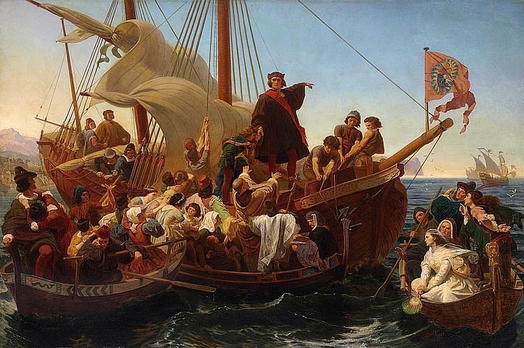 L'errore più grande della storia: 529 anni fa Colombo sbarcava in America