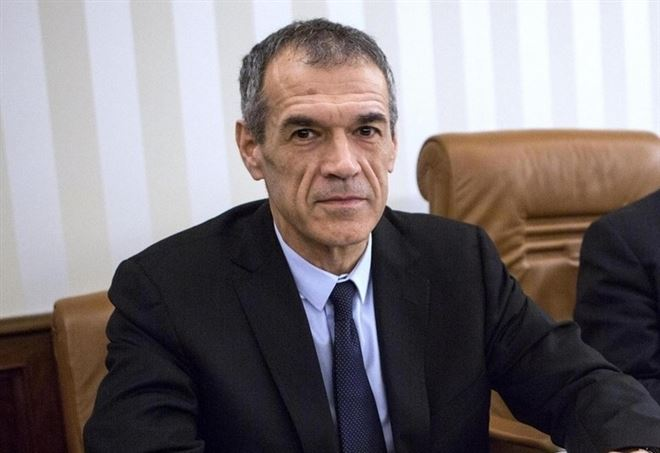 Carlo Cottarelli (Lapresse)
