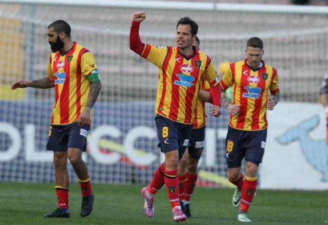 Risultati immagini per Lecce - Fondi 2-0