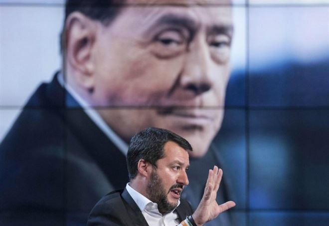 Salvini, La Presse