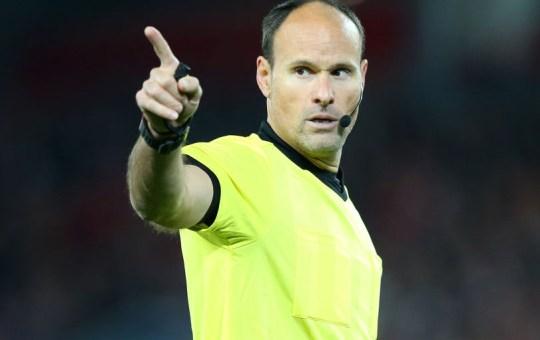 Borussia Dortmund-Lazio sarà arbitrata da Mateu Lahoz