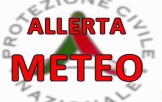 ++++ Allerta meteo su Lazio, Campania, Abruzzo e Molise (Protezione Civile) ++++