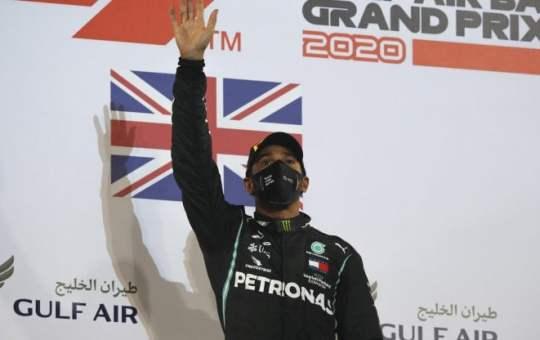 Lewis Hamilton positivo al coronavirus