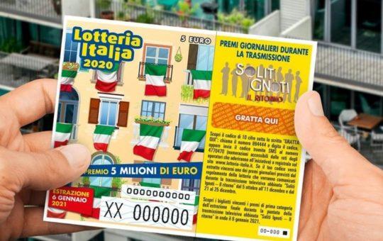 Lotteria Italia: la dea bendata bacia Pesaro con la vincita di 5 milioni di euro (l'elenco di tutti i biglietti vincenti)