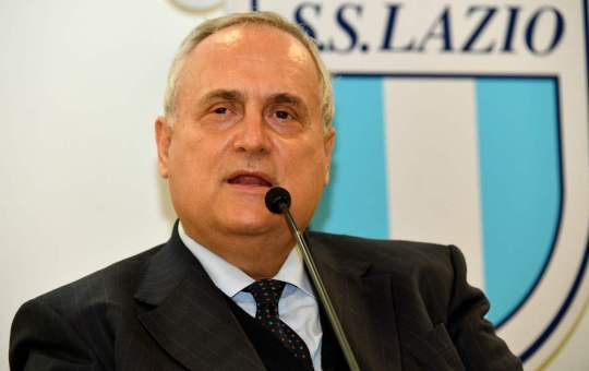 Lotito, la Lazio e i medici Pulcini e Rodia deferiti al Tribunale Federale