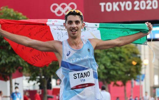 Tokyo2020. La marcia trionfale di Massimo Stano. Oggi anche un argento e tre bronzi