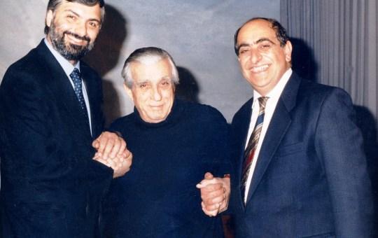 Armando De Rosa ricorda l'amico Sergio Bruni a 100 anni dalla nascita del maestro