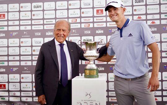 Nicolai Hojgaard vince il DS Automobiles 78° Open d'Italia. Laporta chiude 4/o