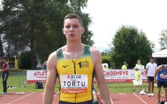 Filippo Tortu vola sui 200: 20''11. Secondo miglior tempo italiano dopo Mennea