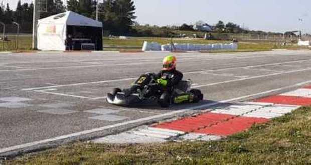 Fazzino esalta la prima del karting regionale a Melilli