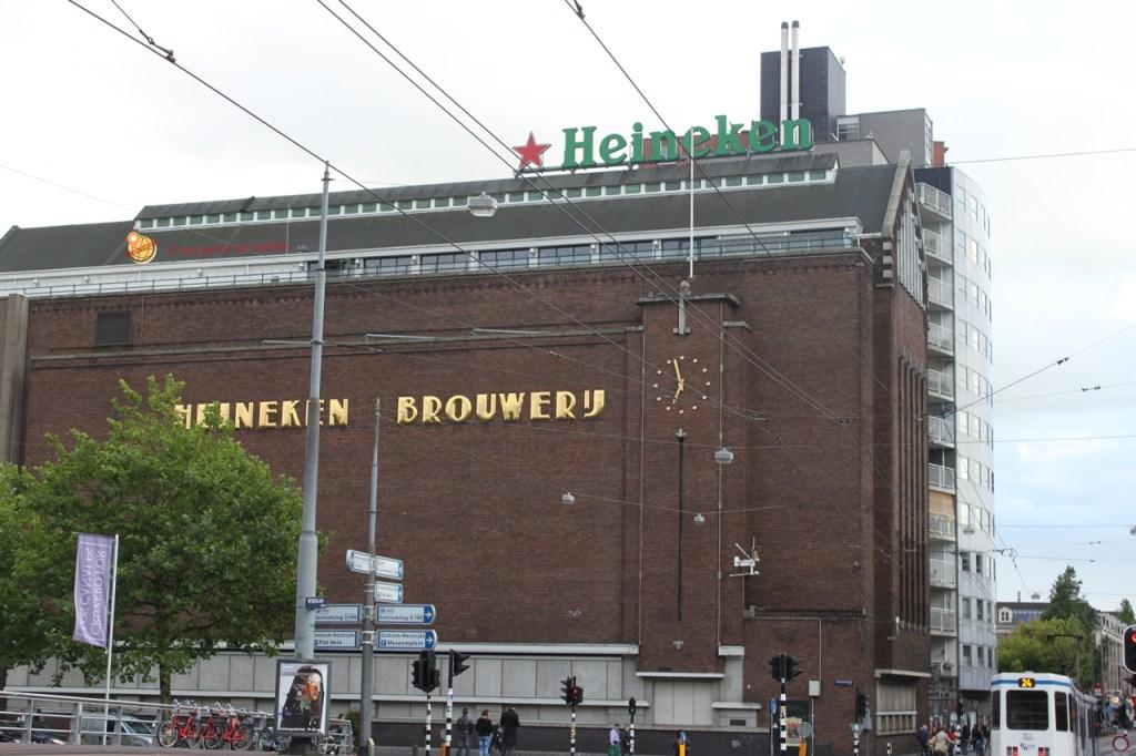 Heineken Brouwerij Amsterdam
