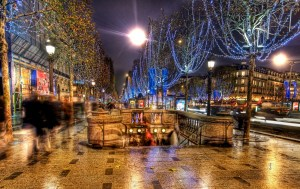 champs elysee natale