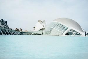 città delle arti e delle scienze Valencia