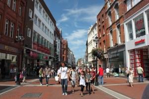 Grafton Street Dublino
