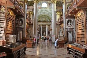 Biblioteca Nazionale Austriaca Vienna