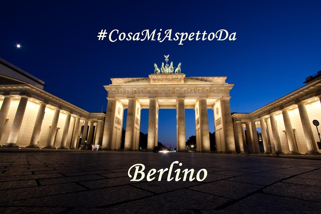 #CosaMiAspettoDa