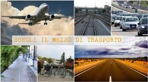 Scegli il mezzo di trasporto Provenza