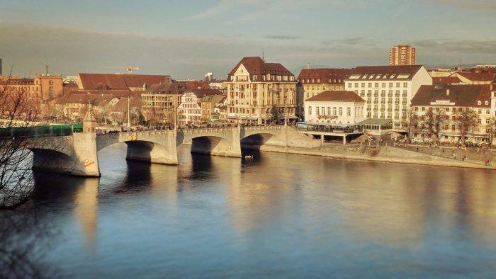Ponte Mittlere Basilea