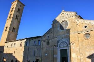 Piazza Duomo Volterra