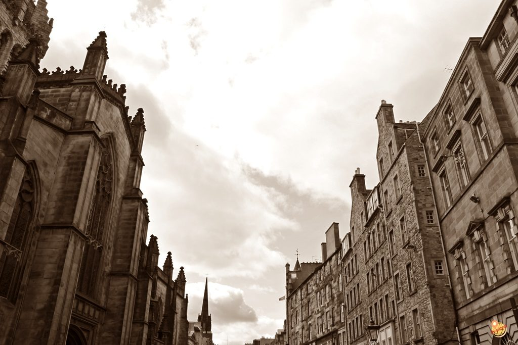 Royal Mile Edimburgh