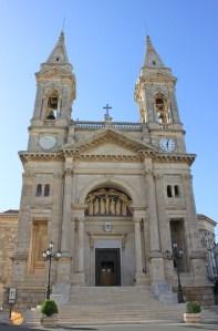 La basilica minore dei Santi Medici Alberobello