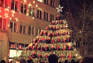 Christmas Tree natale a Zurigo