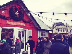 Wienachtsdorf Natale a Zurigo