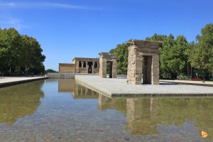 tempio de debod Madrid