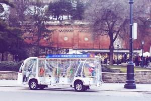 Official Budapest Castle Bus