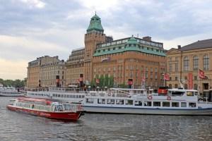 Tour Canali Stoccolma