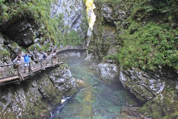 Gola del Vintagar Slovenia Bled