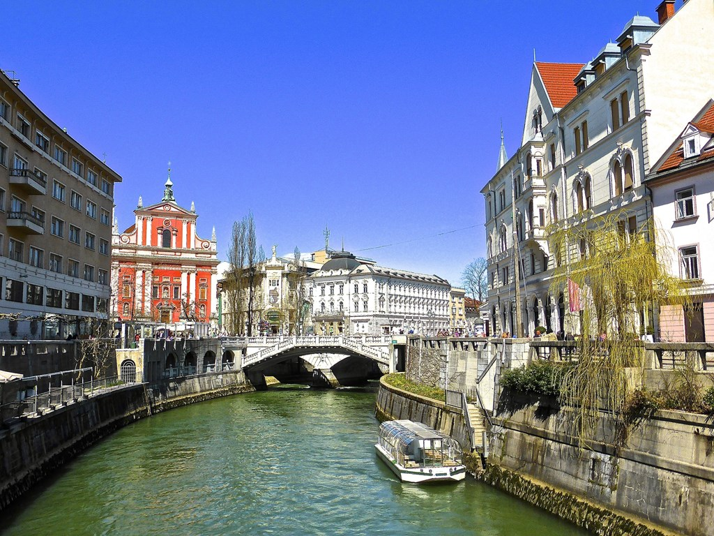 Visitare Lubiana in 3 giorni : 8 cose da non perdere