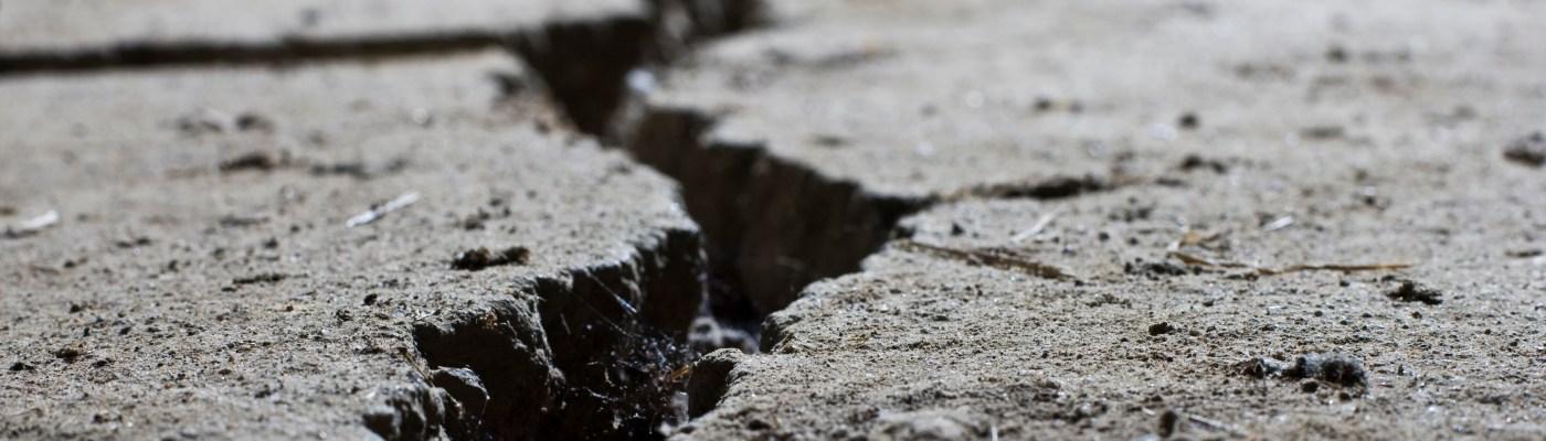 rischio sismico ardea e pomezia