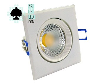Foco LED de 5W AS de LED