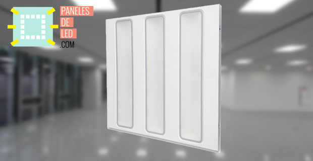 Panel LED rejilla 33W - AS de LED ®