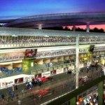 ¿Cómo iluminar el primer Gran Premio F1 nocturno?