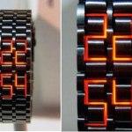 Reloj con LEDs