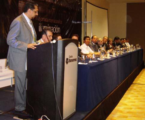 Antonio González Molina inauguró oficialmente el evento