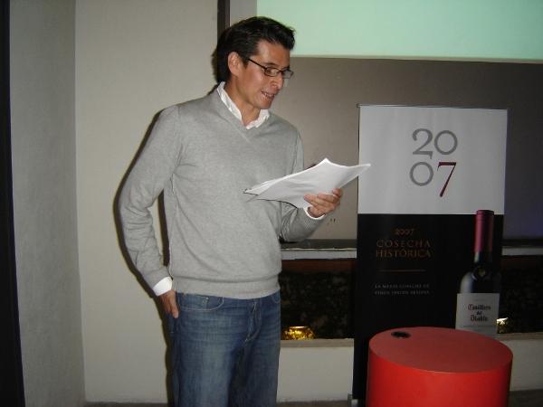 Arquitecto Eric Carranza