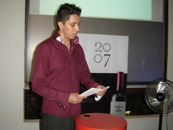 Licenciado Ricardo Carranza