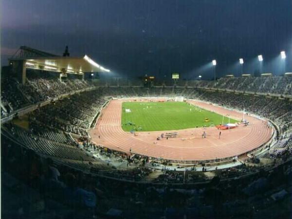 Montjuic Estadio