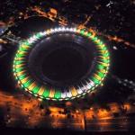 Maracaná celebra 60 años con iluminación especial