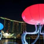 Primer festival de la luz sustentable en Asia