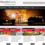 Acuity Brands renueva su página web